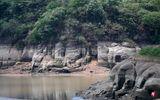 Video-Hot - Video: Cận cảnh tượng Phật 1.300 tuổi ở Trung Quốc bất ngờ nổi lên trên mặt hồ