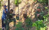 An ninh - Hình sự - Vụ phạm nhân giết người Triệu Quân Sự vượt ngục lần 2: Hơn 200 chiến sĩ truy tìm phạm nhân