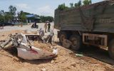 Tin trong nước - Vụ xe Howo đè nát ôtô con, 3 người chết: Đội trưởng CSGT kể phút cứu bé trai ra ngoài