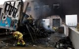 Kinh doanh - Kho hàng của Amazon được trang bị hệ thống phòng cháy hiện đại nhất bất ngờ bị thiêu rụi