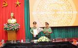 Tin trong nước - Thăng hàm Đại tá cho Giám đốc Công an tỉnh Thái Bình