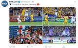 """Tin tức thể thao mới nóng nhất ngày 6/6/2020: Truyền thông quốc tế đưa tin về khán đài """"ngập"""" CĐV của V-League"""