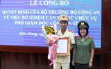 Tân Phó Giám đốc Công an tỉnh Kiên Giang là ai?