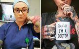 Ngắm nhan sắc cực phẩm của nữ bác sĩ xăm trổ nhiều nhất thế giới