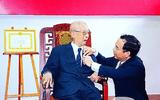 Nguyên Trưởng ban Nội chính Trung ương Trần Quốc Hương từ trần