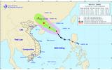 Bão số 1 đang mạnh lên ở Biển Đông, khẩn trương hướng dẫn thuyền bè tránh bão