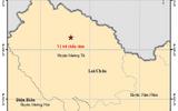Động đất xảy ra tại Lai Châu, 4 học sinh bị thương