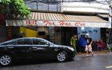 Trích xuất camera truy tìm kẻ ngồi trên ô tô chĩa súng bắn người tại quán trà cúc