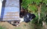 Vụ container đè bẹp xe limousine, 3 người tử vong: Hé lộ nguyên nhân