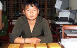 Bắt giữ thanh niên người dân tộc, thu 4 bánh heroin