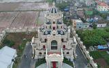 """Choáng ngợp với tòa """"lâu đài"""" 7 tầng, rộng 3 ha của """"đại gia sân golf"""" ở Nam Định"""