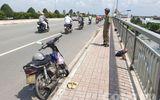 Điều tra vụ người đàn ông nhảy sông Sài Gòn tự tử sau khi bị hù dọa đòi nợ