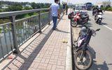 """Nghi án bị """"giang hồ"""" đòi nợ, người đàn ông hoảng loạn nhảy xuống sông Sài Gòn mất tích"""