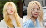 """Sự thật đằng sau mái tóc long lanh của sao Hàn: Người giống """"cây chổi"""" xơ xác, kẻ lộ cả da đầu như sắp hói"""