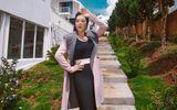 """Lý Nhã Kỳ diện trang phục high-fashion, khoe dáng """"vòng nào ra vòng nấy"""" ở resort triệu đô"""