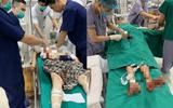 Vụ truy sát cả gia đình vợ ở Phú Thọ: Nghi phạm cầu xin mẹ chăm sóc 2 con rồi chạy lên đồi tự tử