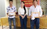 Khen thưởng 2 cha con ở Bạc Liêu đấu tranh trấn áp tội phạm