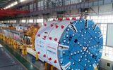 Video: Cận cảnh máy khoan hầm nặng 2.300 tấn xuất xưởng