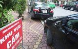 56 tuyến phố Hà Nội cấm đỗ xe trên vỉa hè