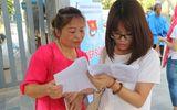 """Cuộc đua vào lớp 10 THPT tại Hà Nội """"tăng nhiệt"""" sau khi tỉ lệ """"chọi"""" được công bố"""