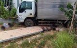 """Tin tai nạn giao thông mới nhất ngày 3/7: Xe máy """"kẹp"""" 3 va chạm ô tô tải, 2 người chết ở Vĩnh Phúc"""