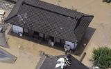 Tin thế giới - Nhật Bản huy động 10.000 lính cứu hộ ứng phó với mưa lũ kinh hoàng