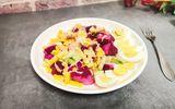 Đều đặn ăn món salad siêu ngon này trong 2 tuần, dáng eo thon, thỏa sức diện đồ đi biển