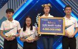 Nữ sinh Quảng Nam thắng áp đảo 3 bạn chơi, lập kỷ lục về điểm số tại Đường lên đỉnh Olympia