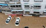 Một huyện ở Trung Quốc buộc phải hủy thi đại học do mưa lũ nghiêm trọng