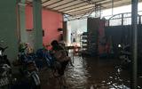 Xã hội - Long Châu (Yên Phong – Bắc Ninh): Dân kêu trời vì nhà xây trái phép trên mương thủy lợi