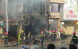 Tin trong nước - Cháy lớn thiêu rụi shop thời trang ở Thừa Thiên Huế