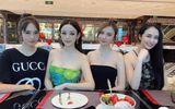 """Cộng đồng mạng - Hội """"chị đẹp"""" hẹn hò trà chiều sang chảnh, """"đọ"""" nhan sắc xinh đẹp trong cùng một khung hình"""