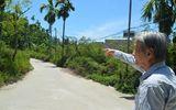 Việc tốt quanh ta - Cụ ông 86 tuổi hiến gần 200m2 đất vàng làm đường cho bà con