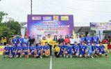 Xã hội - Khai mạc giải bóng đá các cơ quan thông tấn báo chí tranh cúp Trung Thành