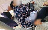 An ninh - Hình sự - Hà Nội: Người phụ nữ bán hoa quả bất ngờ bị đâm trọng thương
