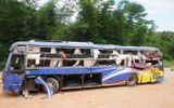 Tin trong nước - Nhân chứng vụ xe khách lao xuống vực 6 người chết: Cảm giác ớn lạnh nhưng chân vẫn bước đến cứu người