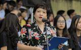 Chuyện học đường - Trường THPT chuyên Hà Nội - Amsterdam có nữ Hiệu trưởng mới