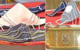 """Ăn - Chơi - Choáng với bộ sưu tập khẩu trang kim cương """"khủng"""" của các đại gia trên thế giới"""