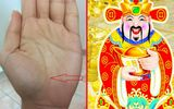 4 dấu hiệu trên bàn tay báo hiệu bạn sắp được Thần Tài ghé thăm, tiền vào như nước