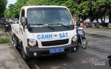 Tin trong nước - Nguyên nhân khiến loạt xe ô tô công an phường không có tem kiểm định