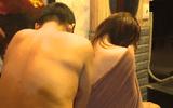 Nữ nhân viên massage bán dâm giá 500 - 700.000 đồng/ lượt trong phòng VIP