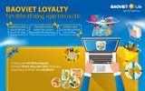 Kinh doanh - Tăng cường giá trị cho khách hàng, Bảo Việt Nhân thọ ra mắt BaoViet Loyalty: Tích điểm dễ dàng – Ngập tràn ưu đãi