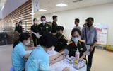Việc tốt quanh ta - Tuổi trẻ Bộ Tư lệnh 86 tích cực tham gia hiến máu tình nguyện