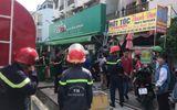 Tin trong nước - TP.HCM: Giải cứu thành công 6 sinh viên mắc kẹt trong đám cháy