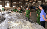 Điều tra công ty ở Đồng Nai chôn lấp chất thải công nghiệp