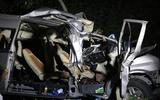 Vụ tai nạn 8 người chết ở Bình Thuận: Ám ảnh lời kể người cứu hộ lái máy cày giật bung cửa xe khách