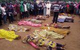 Xả súng đẫm máu vào đám cưới ở Nigeria, 21 người thiệt mạng