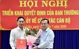 Thư ký Bí thư Tỉnh ủy Bạc Liêu làm Phó trưởng ban Tổ chức Tỉnh ủy