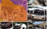 """Tin tức quân sự mới nóng nhất ngày 22/7: Lộ hình ảnh siêu """"bom ninja"""" Mỹ xé nát mục tiêu tại Syria"""