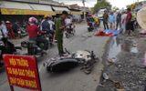Tin tai nạn giao thông mới nhất ngày 25/7/2020: Tông đuôi xe tải, người đàn ông tử vong tại chỗ
